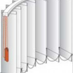 bande vertical cintré