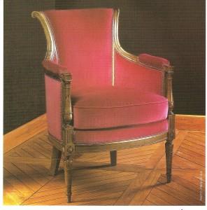 fauteuil directoire